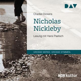 Charles Dickens: Nicholas Nickleby (Gekürzt)