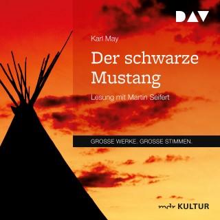 Karl May: Der schwarze Mustang (Gekürzt)