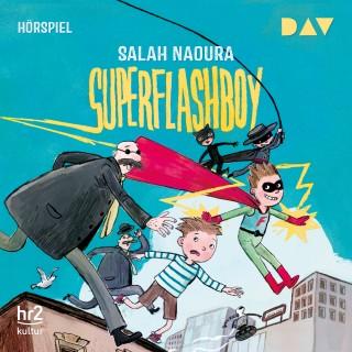 Salah Naoura: Superflashboy