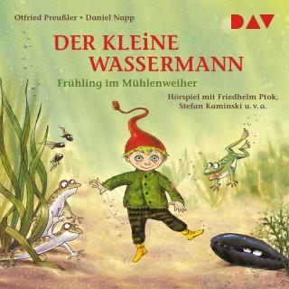 Otfried Preußler, Regine Stigloher: Der kleine Wassermann - Frühling im Mühlenweiher