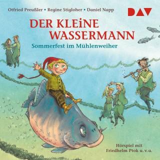 Otfried Preußler, Regine Stigloher: Der kleine Wassermann - Sommerfest im Mühlenweiher