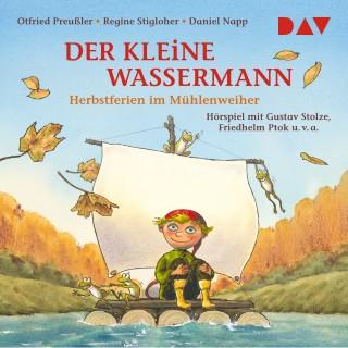 Otfried Preußler, Regine Stigloher: Der kleine Wassermann - Herbst im Mühlenweiher