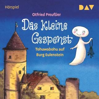 Otfried Preußler, Susanne Preußler-Bitsch: Das kleine Gespenst - Tohuwabohu auf Burg Eulenstein