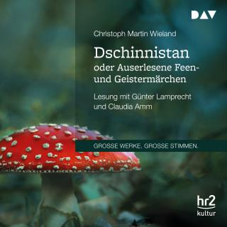Christoph Martin Wieland: Dschinnistan oder Auserlesene Feen- und Geistermärchen (Gekürzt)