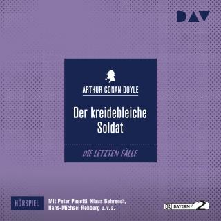Arthur Conan Doyle: Der kreidebleiche Soldat (Hörspiel)