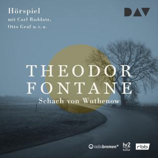 Theodor Fontane: Schach von Wuthenow