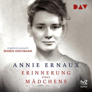 Annie Ernaux: Erinnerung eines Mädchens