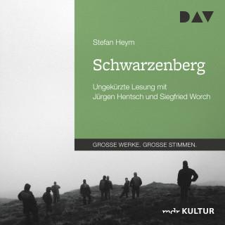 Stefan Heym: Schwarzenberg (ungekürzt)