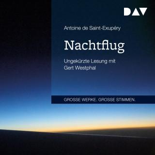 Antoine de Saint-Exupéry: Nachtflug