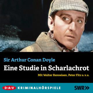 Arthur Conan Doyle: Eine Studie in Scharlachrot