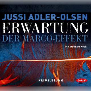 Jussi Adler-Olsen: Erwartung (Ungekürzt)