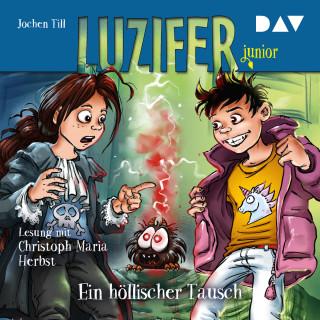 Jochen Till: Luzifer junior, Teil 5: Ein höllischer Tausch (Gekürzt)