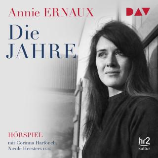 Annie Ernaux: Die Jahre (Hörspiel)