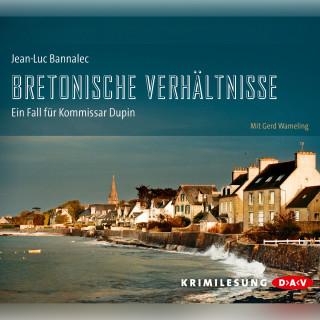 Jean-Luc Bannalec: Bretonische Verhältnisse (Ungekürzt)