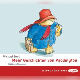 Michael Bond: Mehr Geschichten von Paddington