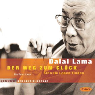 Dalai Lama: Der Weg zum Glück