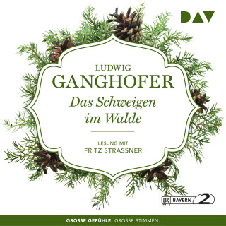 Ludwig Ganghofer: Das Schweigen im Walde (Ungekürzt)