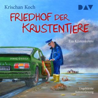 Krischan Koch: Friedhof der Krustentiere: Ein Küstenkrimi (Ungekürzt)