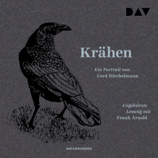 Cord Riechelmann: Krähen - Ein Portrait