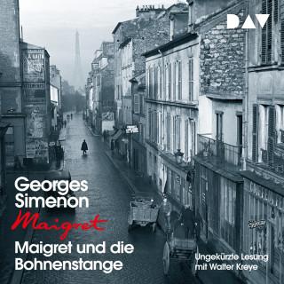Georges Simenon: Maigret und die Bohnenstange (Ungekürzt)