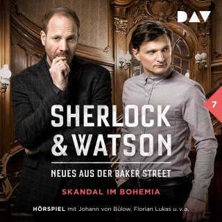 Viviane Koppelmann: Sherlock & Watson - Neues aus der Baker Street, Folge 7: Skandal im Bohemia