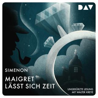 Georges Simenon: Maigret lässt sich Zeit (Ungekürzt)