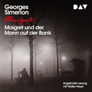 Georges Simenon: Maigret und der Mann auf der Bank (Ungekürzt)