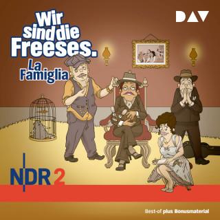 Andreas Altenburg: Wir sind die Freeses, Folge 5: La Famiglia