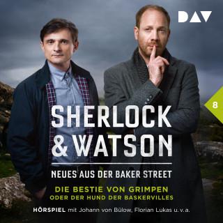 Viviane Koppelmann: Sherlock & Watson - Neues aus der Baker Street, Folge 8: Die Bestie von Grimpen oder Der Hund der Baskervilles