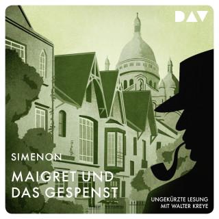 Georges Simenon: Maigret und das Gespenst (Ungekürzt)