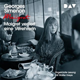 Georges Simenon: Maigret verliert eine Verehrerin (Ungekürzt)
