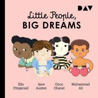 María Isabel Sánchez Vegara: Ella Fitzgerald, Jane Austen, Coco Chanel, Muhammad Ali - Little People, Big Dreams, Teil 2 (Ungekürzt)