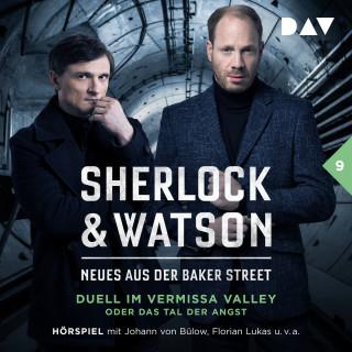 Viviane Koppelmann: Sherlock & Watson - Neues aus der Baker Street, Fall 9: Duell im Vermissa Valley oder Das Tal der Angst