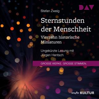 Stefan Zweig: Sternstunden der Menschheit. Vierzehn historische Miniaturen (Ungekürzt)