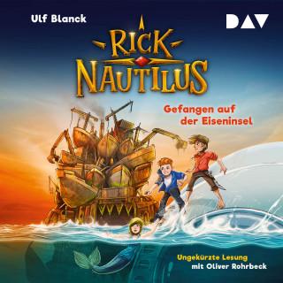 Ulf Blanck: Gefangen auf der Eiseninsel - Rick Nautilus, Teil 2 (Ungekürzt)