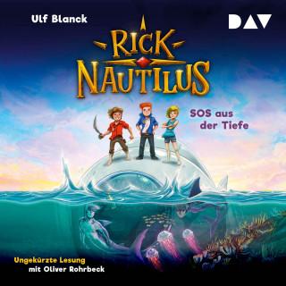 Ulf Blanck: SOS aus der Tiefe - Rick Nautilus, Teil 1 (Ungekürzt)