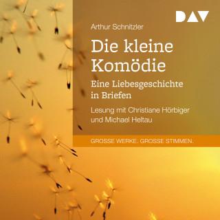 Arthur Schnitzler: Die kleine Komödie. Eine Liebesgeschichte in Briefen (Gekürzt)