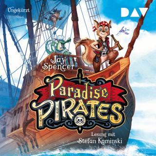 Jay Spencer: Paradise Pirates, Teil 1 (Ungekürzt)
