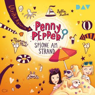 Ulrike Rylance: Spione am Strand - Penny Pepper, Teil 5 (Ungekürzt)