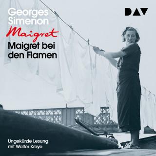 Georges Simenon: Maigret bei den Flamen (Ungekürzt)