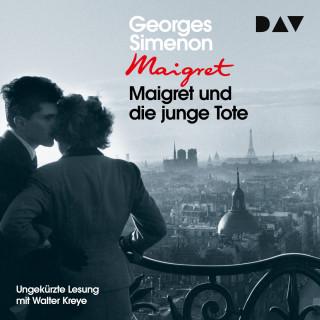 Georges Simenon: Maigret und die junge Tote (Ungekürzt)