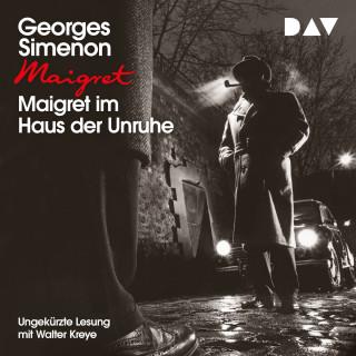 Georges Simenon: Maigret im Haus der Unruhe (Ungekürzt)