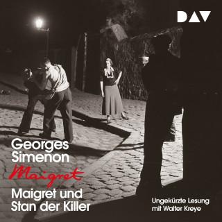 Georges Simenon: Maigret und Stan der Killer (Ungekürzt)