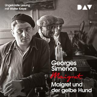 Georges Simenon: Maigret und der gelbe Hund (Ungekürzt)