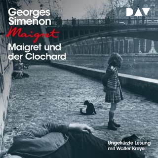 Georges Simenon: Maigret und der Clochard