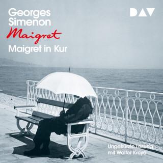 Georges Simenon: Maigret in Kur (Ungekürzt)
