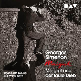 Georges Simenon: Maigret und der faule Dieb (Ungekürzt)