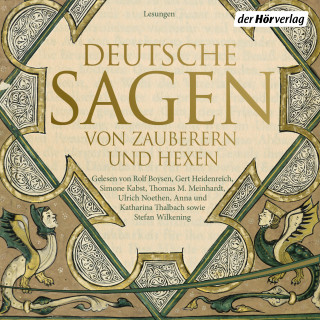 Ludwig Bechstein, Brüder Grimm: Deutsche Sagen von Zauberern und Hexen