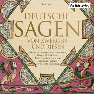 Brüder Grimm: Deutsche Sagen von Zwergen und Riesen
