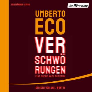 Umberto Eco: Verschwörungen